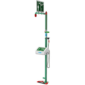 Hughes® Combination Emergency Stations