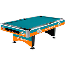 Pool Tables & Accessories - NFL Logo Series