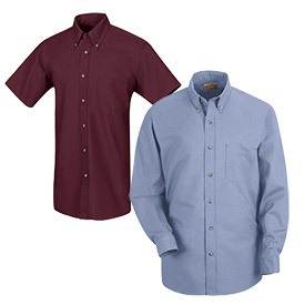 Red Kap® Poplin Dress Shirts