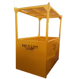 Saf-T-Lift Steel Personnel Baskets