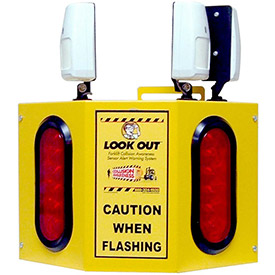 Collision Awareness Traffic Alert & Forklift Sensors