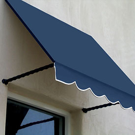Awntech 4-3/8'W Twisted Rope Awnings