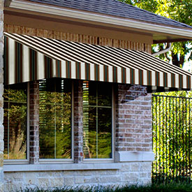 Awntech 10-3/8'W Rigid Valance Awnings