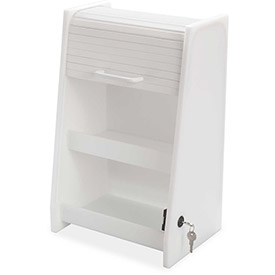 TrippNT™ Lockable Roll Top Shelves