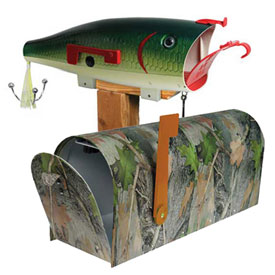 Rivers Edge Decorative Mailboxes