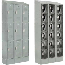 Digilock LockUp Electronic Access Door Employee Steel Lockers