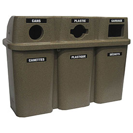 Techstar Bullseye Duo/Trio Recycling Systems