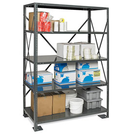 JBX System 100 Premium Bolted Steel Shelving Units