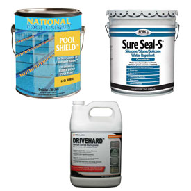 Water Resistant Coatings and Paints