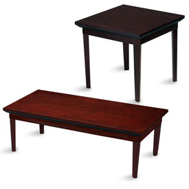 Mayline® - Corsica Series Coffee & End Tables