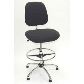 ShopSol - Workbench ESD Deluxe Fabric Chair