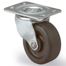 Medium Duty Plate Casters