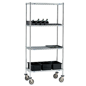Wire Shelf Trucks