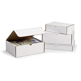 Corrugated Boxes-Literature & Mailers