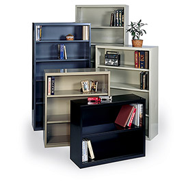 CLOSEOUT - Edsal Welded Bookcases