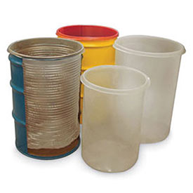 Drum & Barrel Liners, Inserts & Strainers