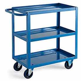 Relius Solutions All-Welded Shelf Carts