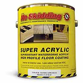 No Skidding Super Acrylic Slip-Resistant Coating