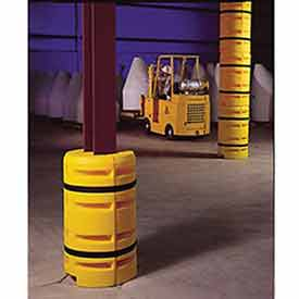 Column Sentry  & Concrete Wrap Column Protector