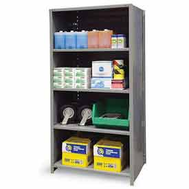 Metalware Premium Steel Closed-Style Boltless Shelving