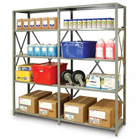 Metalware Premium Steel Boltless Shelving Units