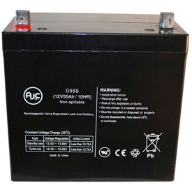 AJC® Brand Replacement Lead Acid Batteries For Golden Technologies