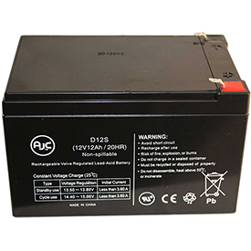 AJC® Brand Replacement UPS Batteries For Taurus