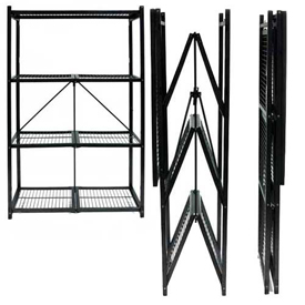 Origami Collapsible Shelving, Racks & Accessories