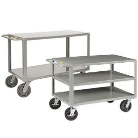 Little Giant® Extra-Heavy Duty Shelf Trucks