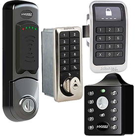 LockeyUSA Electronic Keypad Locks