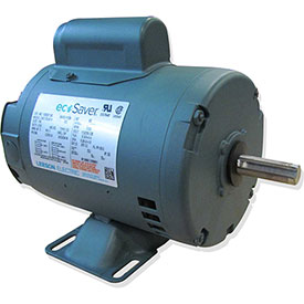 Leeson, Standard Efficiency, General Purpose, Drip Proof, Single Phase Motors