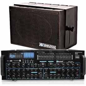 PA Audio Equipment & Components