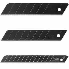 Snap-Off Utility Knife Blades