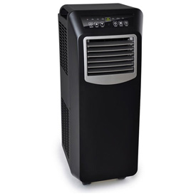 Portable Air Conditioners with Dehumidification