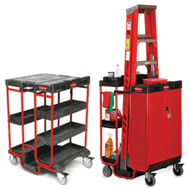 Ladder Maintenance Carts