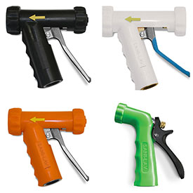 Assorted Size Nozzles