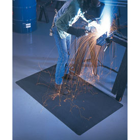 Wearwell Welding Mats and Runners