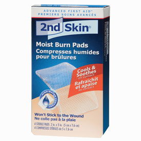 Burn Relief Gel & Dressing