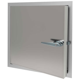 Babcock Davis Exterior Access Doors With Locks