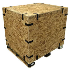 Pak-Rite SURE-LOK® Collapsible Shipping Crates