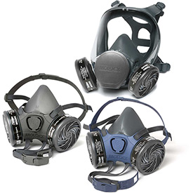 Moldex® Facepiece Cartridge Respirators