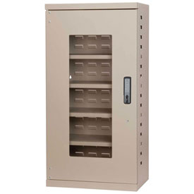 Akro-Mils Secure Louvered Mini-Cabinets