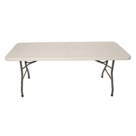 ShopSol Plastic Folding Tables