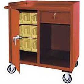 Mobile Cabinet Bench