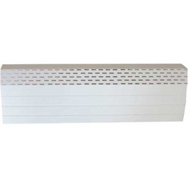 Hydronic Plastic Baseboard Covers