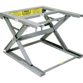 Modern Equipment MECO Adjustable Pallet Stand