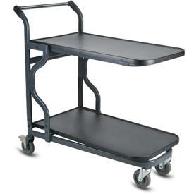 VersaCart® EZtote®9600 HD Nesting Stock Cart