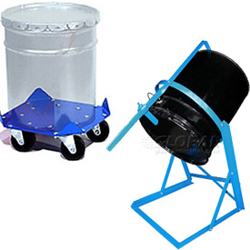 5 Gallon Pail Dolly & Dispenser