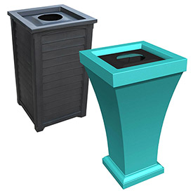 NÖVO Commercial Waste Bins