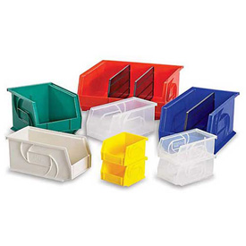 LewisBins Polypropylene Stacking Bins - Promotional Price!